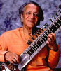 Ravi Shankar, the well-known sitar player